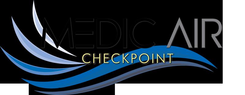 medic air checkpoint logo