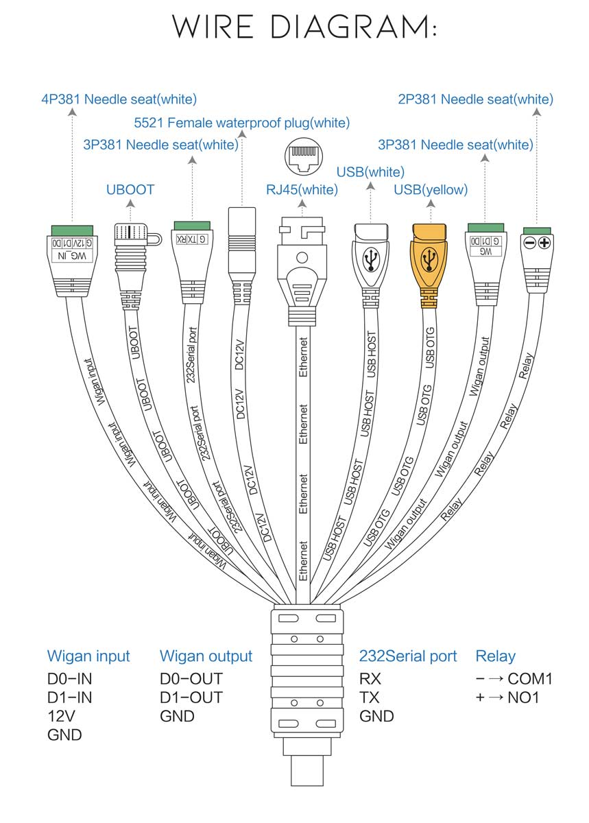 medic air checkpoint wire diagram