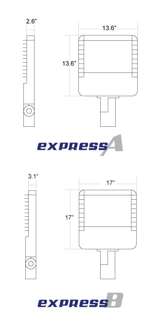 dimensions-express