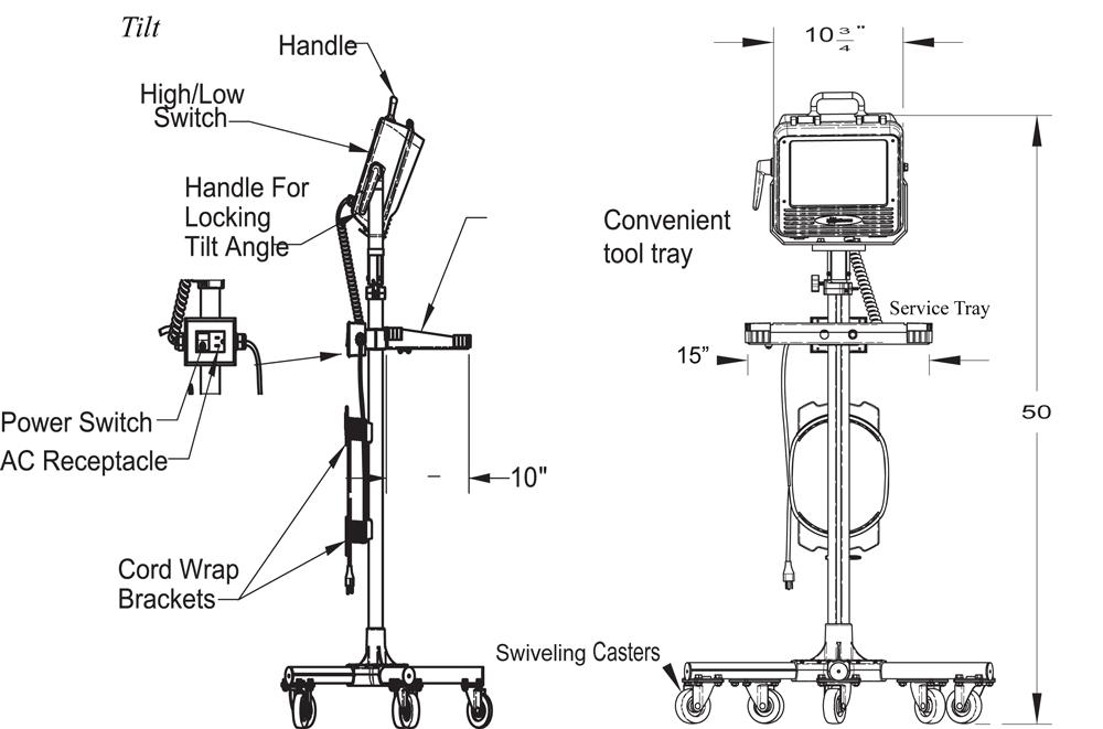 led-lift-light-dimensions